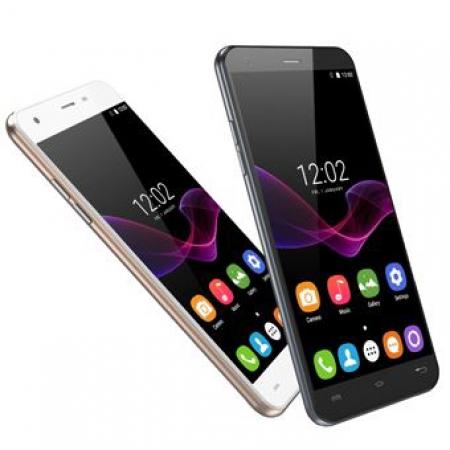 Oukitel Smartphone U7 Max Gray